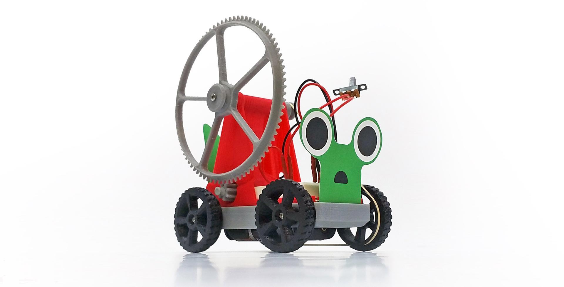 GearBug (Simple Electric Car Project)   Tinkerine U